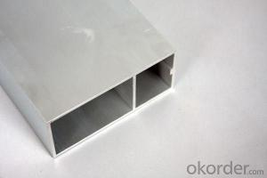 Aluminium Alloy Extrusion Profile for Windows and Doors
