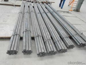 Round Bar Chromed Steel Round Bar-Steel Round Bar Q235