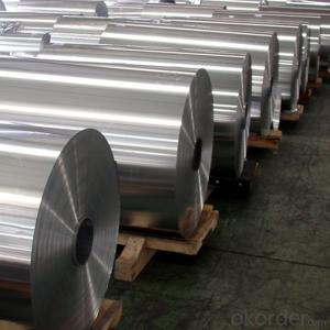 Polished Mill Finished Aluminum Rolls for Metal Walls