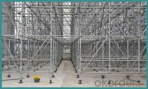 Perfect Performace for  Cup Lock Scaffolding