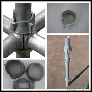 Quality Assused Cup Lock Scaffolding From China