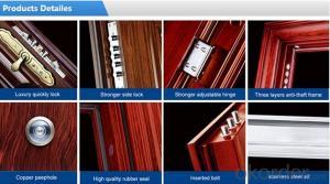 Security Metal door Steel Door Safety Door  Fire Rated Steel Fire 836
