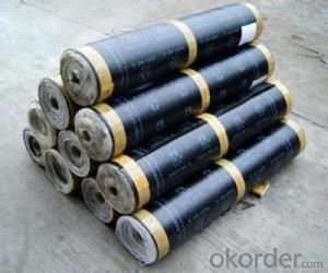 Root-puncture Resistant Waterproofing Membrane