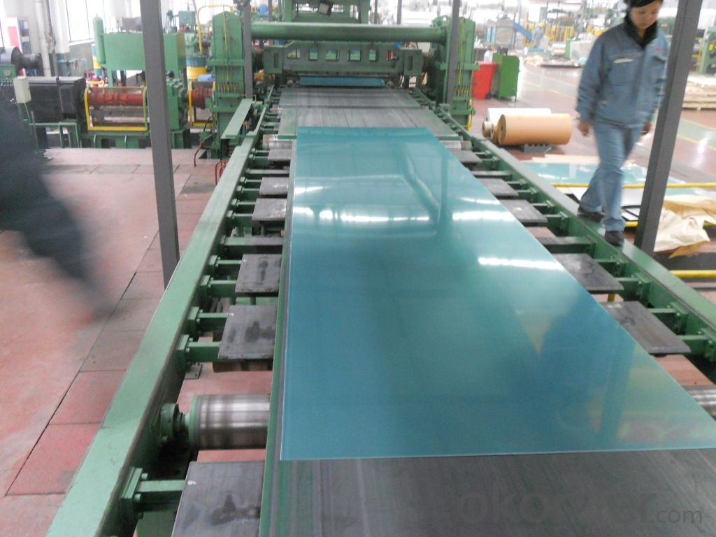 Cold Rolled Steel Sheets Wholesale from CNBM China