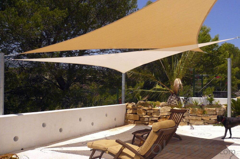 Shade Sails For Vehicles : Buy polyester sun shade sail for car park beach price
