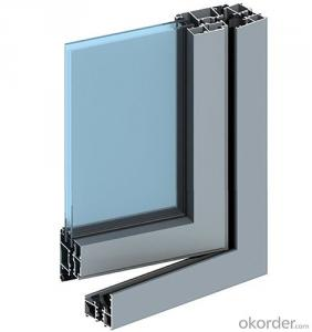 Mill Finished Aluminium Profiles for Door Frames