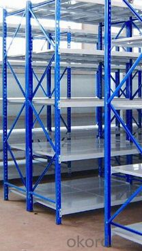 Warehouse Storage Steel Pallet Rack with Highg Quantity