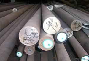 SS400 Round Bar Chromed Steel Round Bar-Steel Round Bar