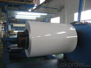 Hot Rolled Aluminium Coils for Color Coated