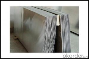 Polished Aluminum Alloy Sheets for Metal Walls