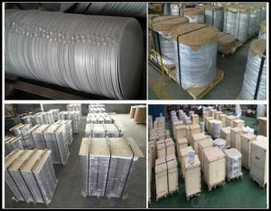 Factory Hot sale colour coated aluminium sheet for trailers