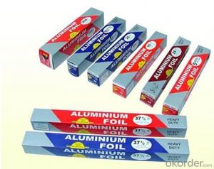 Aluminium Small Roll Catering Foil for Food Packing
