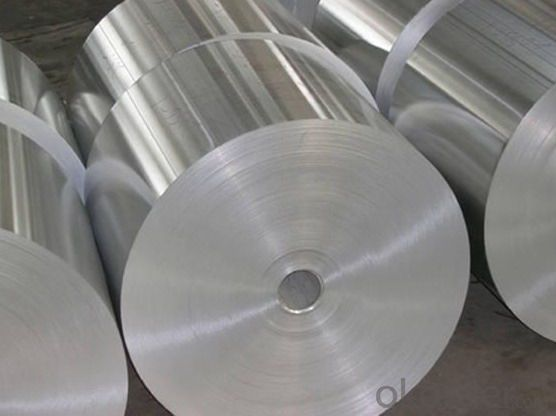 Mill Finished Aluminum Coil for Aluminum Composite Panel
