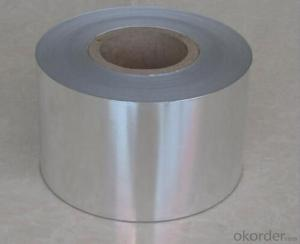 8011 Soft Aluminium Foil in Small Roll for Tape