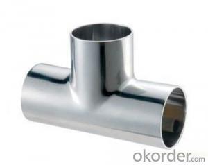 Equal Tee, Reduce Tee, Y Tee with Stainless Steel Female Threaded