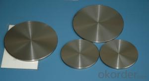 EN AW - 5005 DC Aluminium Circle for Deep-Drawing