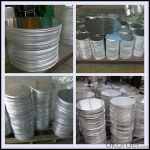 1060 1145 1050 1100 8011 3003 3004 5052 5083 6061 Aluminum Circle