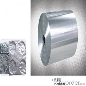 Aluminium Foil For Blister Packaging PTP