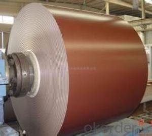 Mill Finished PVDF Coated Aluminium Coil