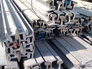 Mild Steel Prime Hot Rolled Light Rail Steel