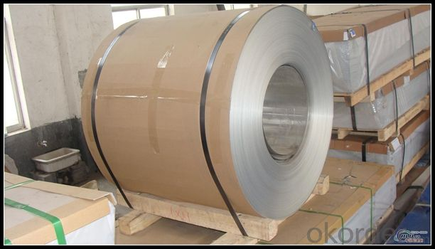 China Aluminum Metal Roofing Coil Sheet 5052 h36