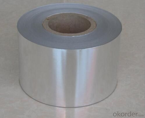 8011 Soft Aluminium Foil in Small Roll for Adhesive Tape