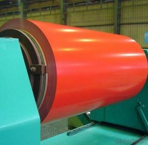 PVDF Coated Aluminum Coil for Aluminum Composite Panel