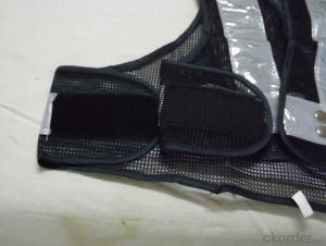 Safty Vest High Visibility Vest EN ISO 20471:2013 Good Quality