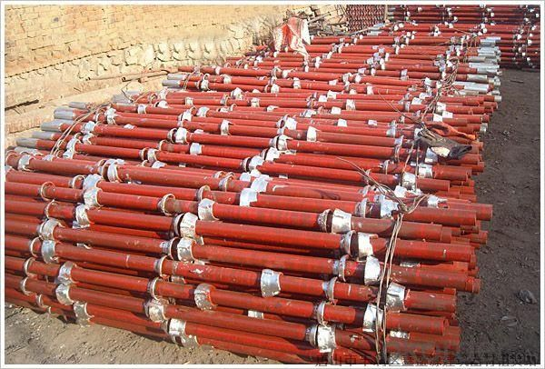 Tubular Steel Shoring Prop Scaffolding for Construction