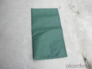 Geotextile Made Geo Bag with CE certificate