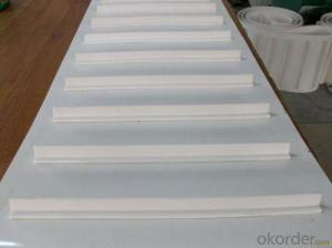 High Quality Food Approved White PU / PVC Conveyor Belts