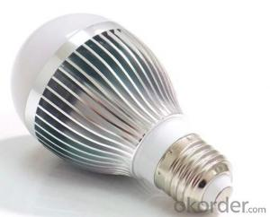Slim LED Bulb Light Lighting Lights E27 Lamp Lamps Raw Material A60