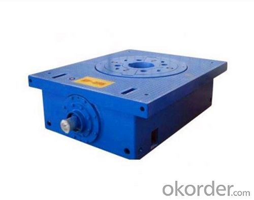API 7K Rotary table for Drilling Rig with Good Quality