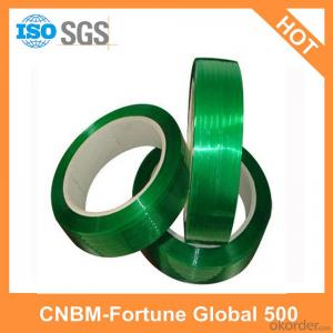 Polyester Strapping  Green Color  High Strength
