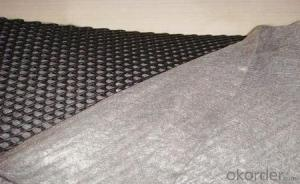 Geotextile Bonded Drainage Network with CE Certification