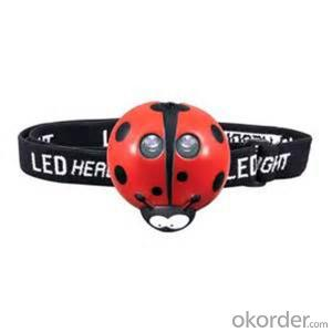Various Animal Shaped Head Lamp /Kids Head Lamp