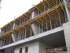 Adjustable Scaffolding Q235 Steel Steel Prop