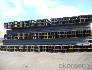 Hot Rolled Steel H-Beam for Equipment Structure