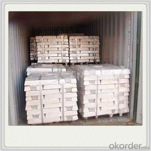Magnesium Alloy Ingot Cheap Price Good Quality Magnesium Metal Ingot