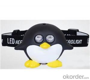Multifunctional Waterproof Cree Led Head Lamp, Animal Headlamp