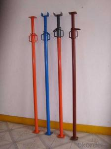 Construction Adjustable Steel Shoring Prop