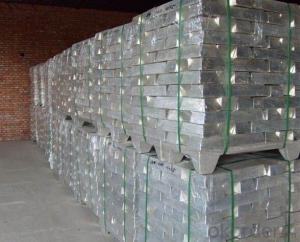 Magnesium Ingot 99.99% 99.95% Highest Purity in China