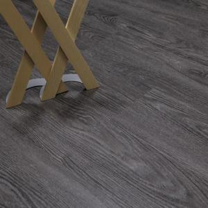 4.0mm CLICK 0.40mm Embossed PVC Flooring With Non-woven Backing LVT FLOOR VINYL PLANK