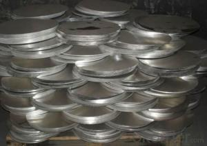 Aluminium Circle For Aluminium Pot Useage Alloy AA6061
