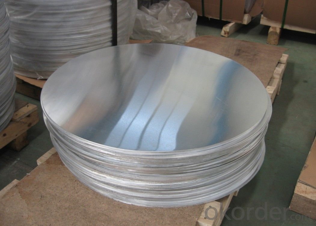 Mill Finished Aluminium Circle for Basin
