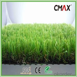 PE Straight Yarn/PP Curly Monofilament Yarn Landscaping Grass