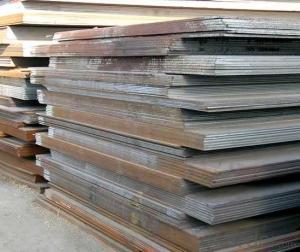 Hot Rolled Mild Steel Plate ASTM A283 Carbon Steel Sheet