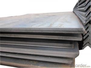 Hot Rolled Mild Steel Plate Carbon Steel Sheet