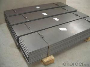 Hot Rolled Mild Steel Plate A36 Carbon Steel Sheet