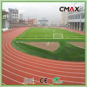 Running Track Grass with 8800Dtex and 20mm Height